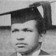 Hughes and Pilgrim now believe that Middleton E. Pickens (above) was Ferris' first black attendee. He graduated in late 1901.